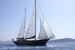 2003 Bodrum Custom Built Motor Sailor