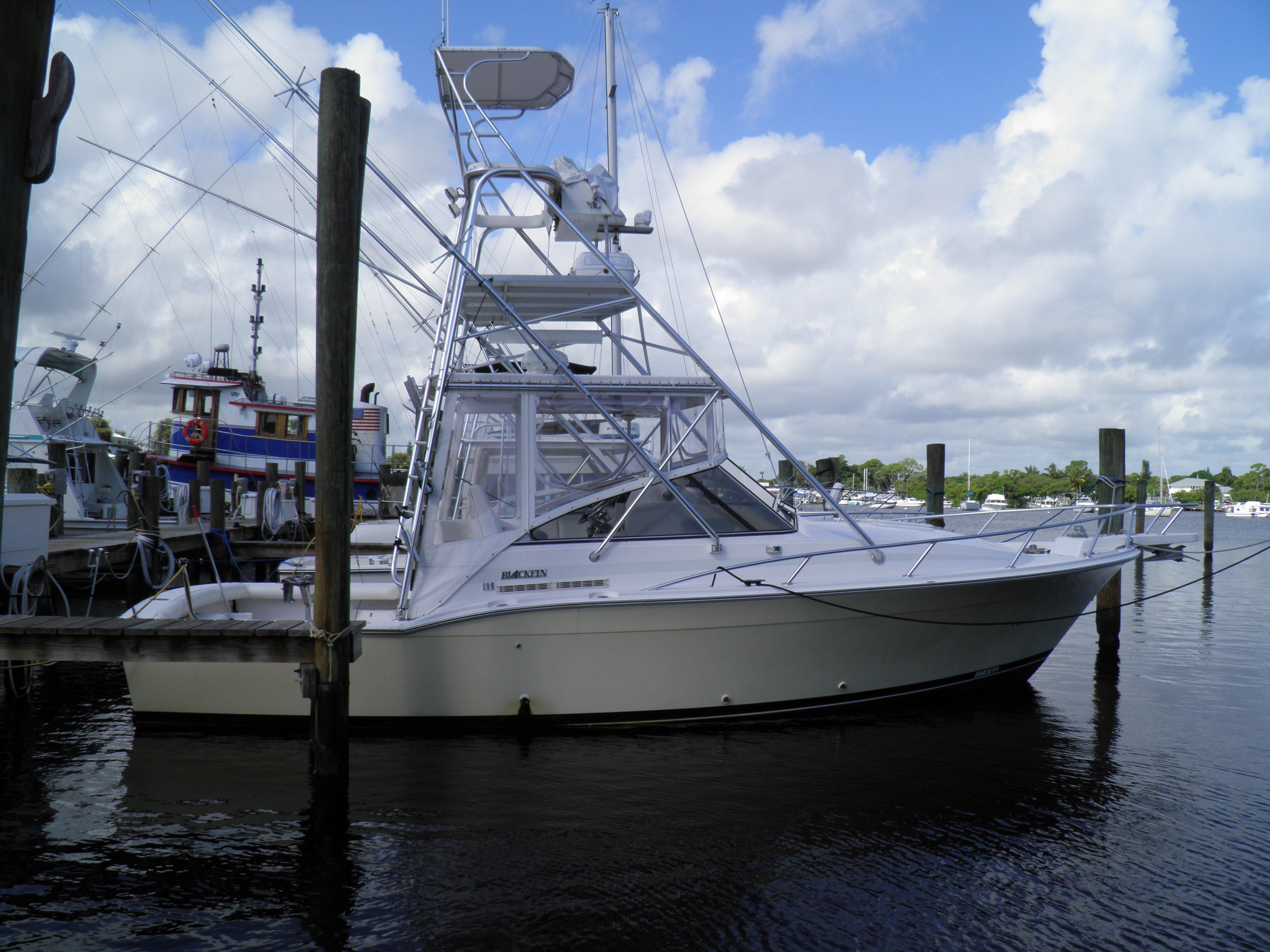 World Cat Boats For Sale >> 1996 Blackfin 31 Combi Power Boat For Sale - www
