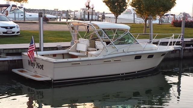 1987 Tiara 2700 Open Power Boat For Sale Www Yachtworld Com