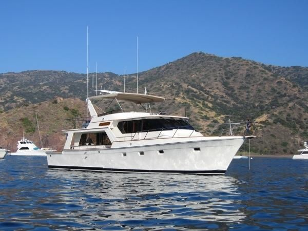 Offshore 55 Pilothouse Yacht for sale