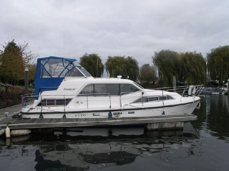 1999 Bounty Sovereign 34