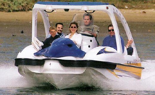 2001 Sonic Jet Delta