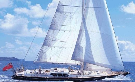 1993 Oyster Marine Oyster 80