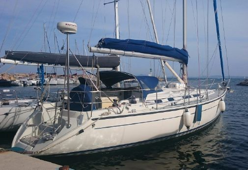 1997 Dehler 41 Cruising