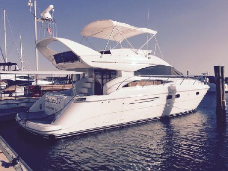 2002 Viking Sport Cruisers 50 Flybridge Sport Cruiser