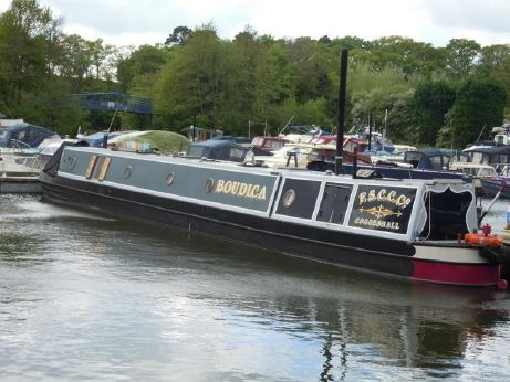 2005 Barry Hawkins 67' Traditional Narrow Boat