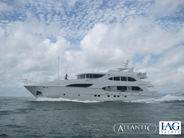 127' IAG Yacht for sale hull #3