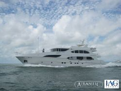 127' IAG Yacht for sale hull #3