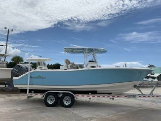 2019 Nauticstar 28 XS Offshore