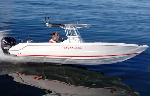 2006 Donzi 35 ZF Open