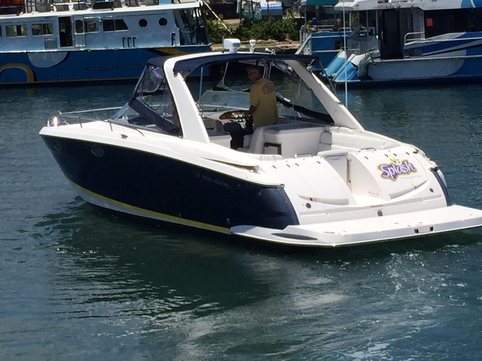 2007 Regal 3350 Cuddy Power Boat For Sale