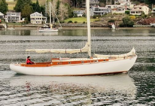 1930 Abeking & Rasmussen Sloop