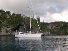 2002 Custom 50' Bakewell -White Offshore Cruiser
