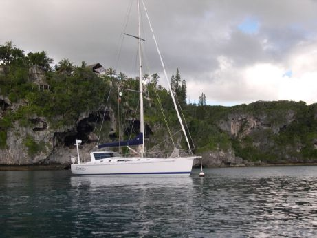 2002 Custom 50' Bakewell -White Offshore Cruiser