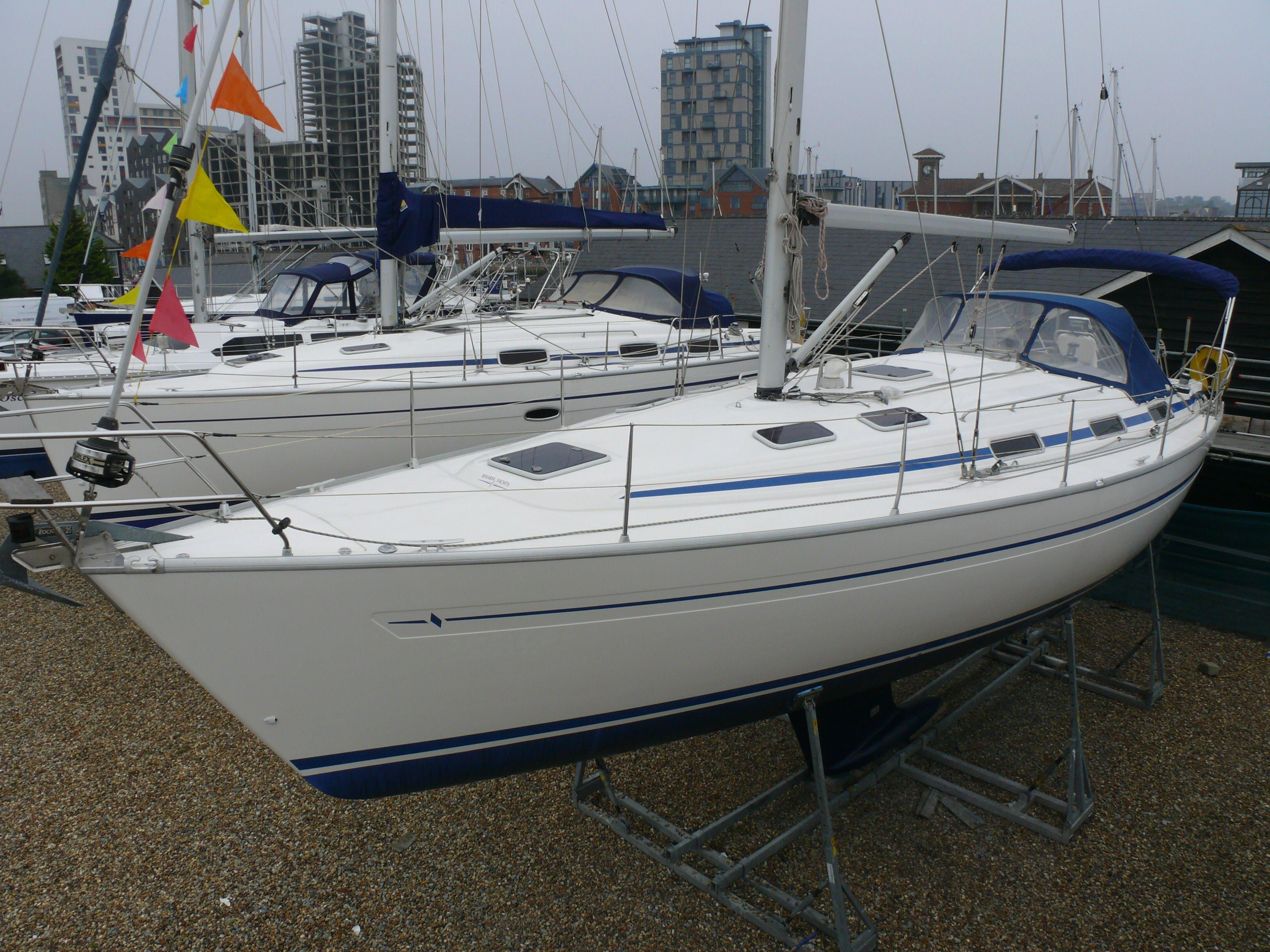 2001 Bavaria 40 Cruiser Sail New And Used Boats For Sale
