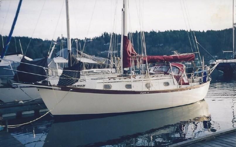 33' Alajuela Cutter+Boat for sale!