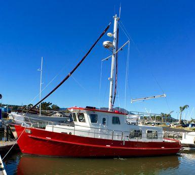 2016 Seahorse Marine COOT 36