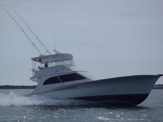 2001 Jarrett Bay Custom Carolina