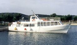 1983 Sussex Shipyard Passenger Boat