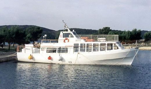 1983 Sussex Shipyard Passenger Boat