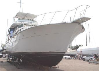 thumbnail photo 1: 1975 Bertram 58 Motor Yacht