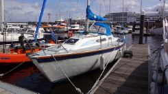 1987 Westerly Tempest
