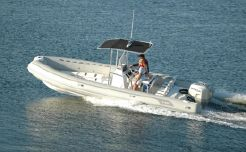 2015 Ab Inflatables 24 Oceanus VST