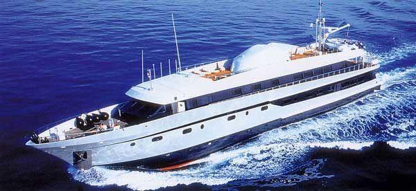 2001 Mini Cruise Ship Power Boat For Sale Wwwyachtworldcom