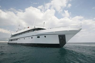 Mini Cruise Ship Power Boat For Sale Wwwyachtworldcom - Mini cruise ships for sale
