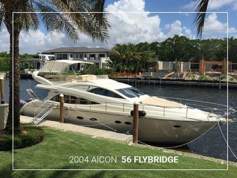 2004 Aicon 56 Flybridge