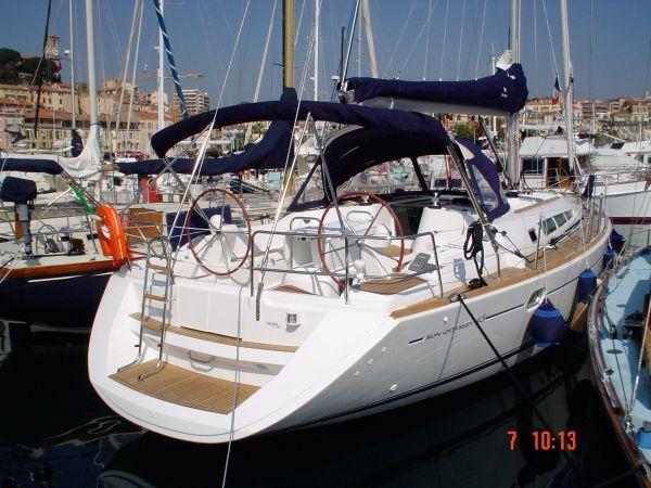 2007 Jeanneau Sun Odyssey 45 Sail Boat For Sale Www