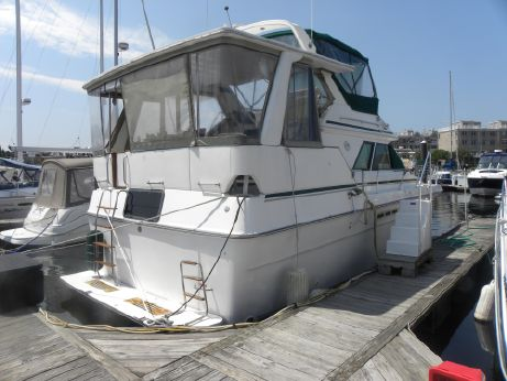 1989 Sea Ray 38 AFT CABIN