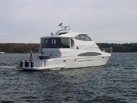 2002 Carver 564 Cockpit Motor Yacht