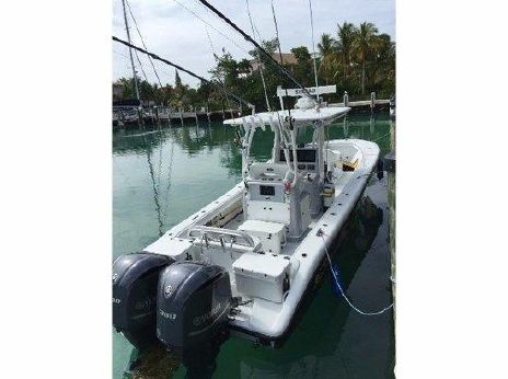 2015 Yellowfin 29
