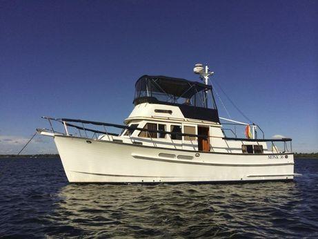 1998 Monk 36 Trawler