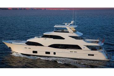 2020 Ocean Alexander 118 Megayacht