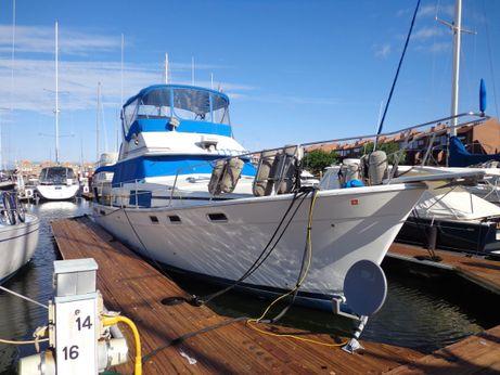 1986 Bayliner 3870 Motor Yacht
