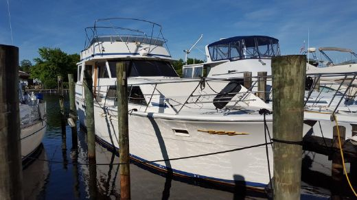 1985 Chris Craft CONSTELLATION 500