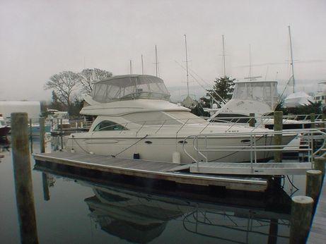 2001 Maxum 4600 SCB