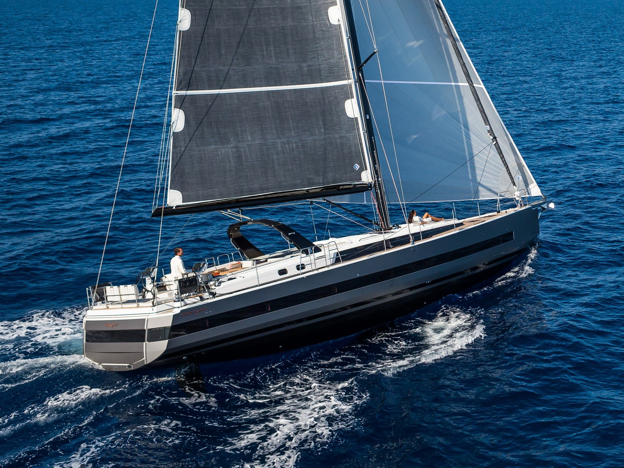. 2018 Beneteau Oceanis Yacht 62 Sail Boat For Sale   www yachtworld com