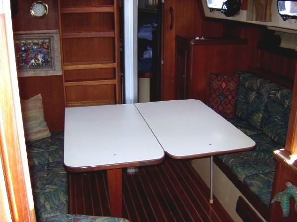 37' Island Packet 37 Cutter+Galley