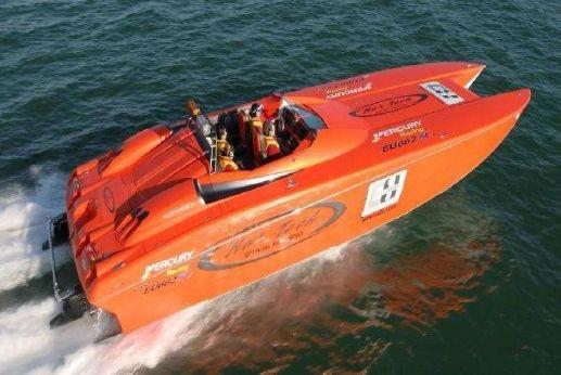 2009 Nor-Tech Supercat 3600