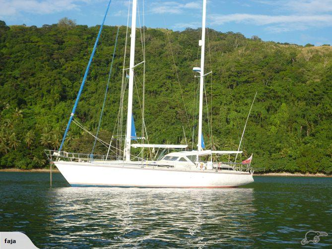 2000 Amel Super Maramu Sail Boat For Sale - www.yachtworld.com