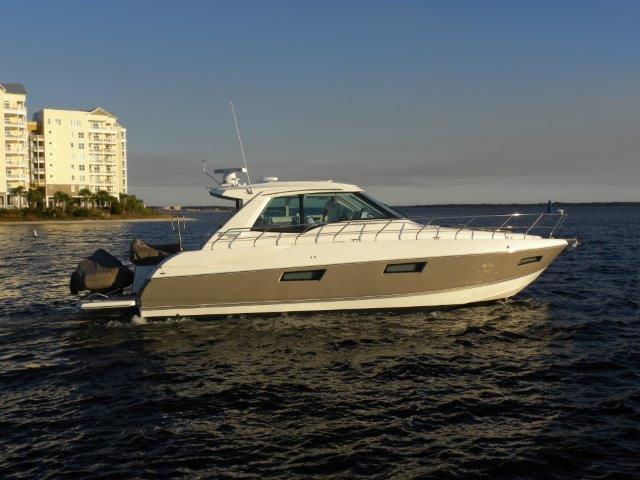 48 ft 2011 cruisers 48 cantius br9118