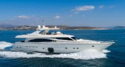 2007 Ferretti Yachts 830 Hard Top