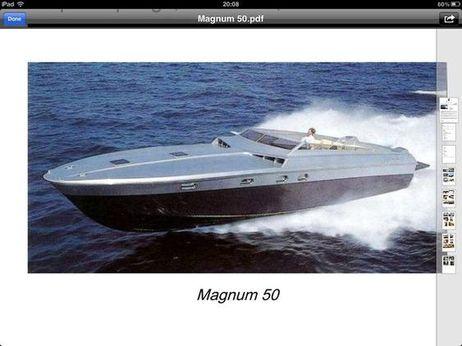 1995 Magnum Bestia 50