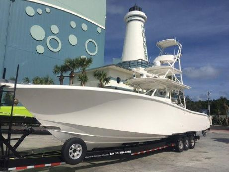 2012 Yellowfin 42 OFFSHORE TOWER