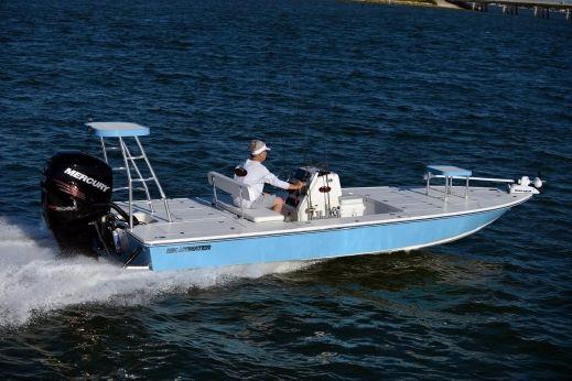 2016 Bluewater Sportfishing 210 PRO