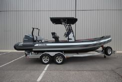 2020 Zodiac Open 7 NEO T-Top 250hp In Stock