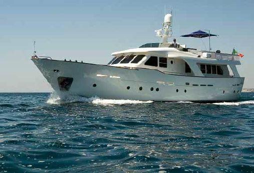 2006 Benetti Sail Division 79 FD